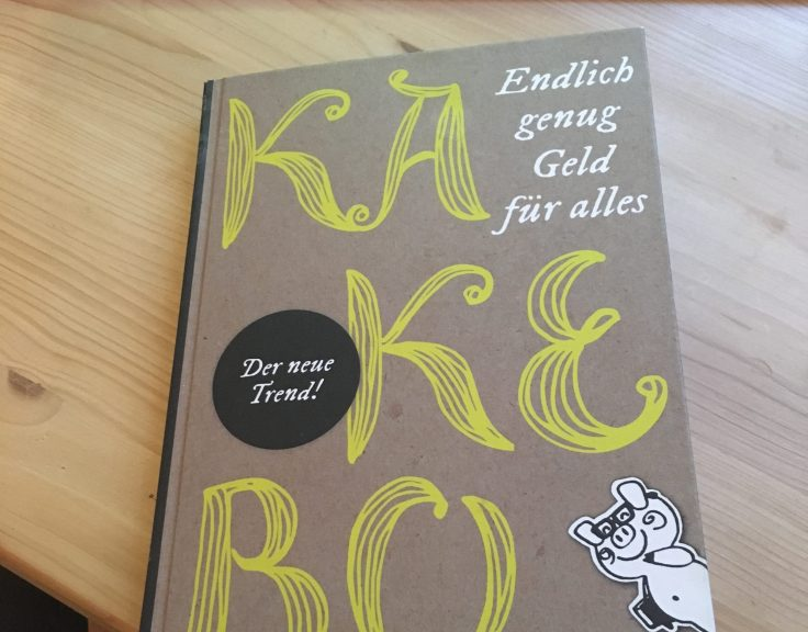 Kakebo Haushaltsbuch führen