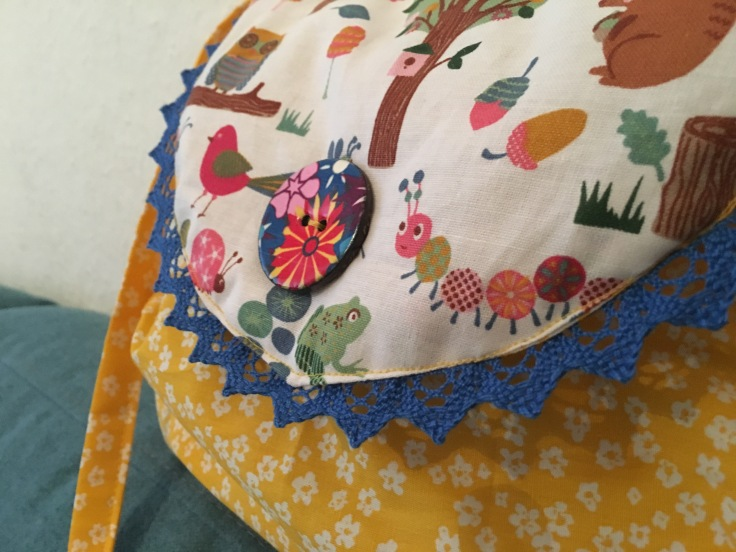Details Kindertasche