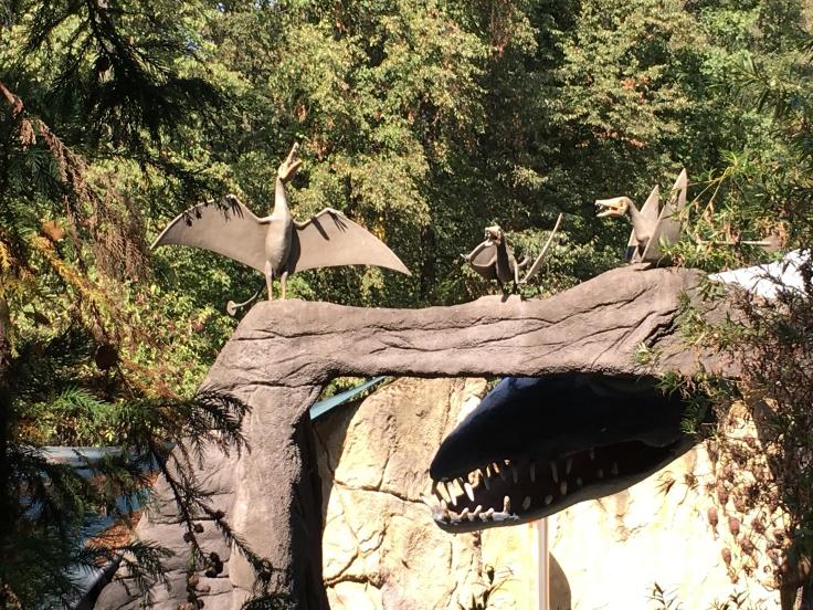 Dinos in Kleinwelka