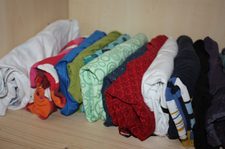 Konmari Methode T-Shirts