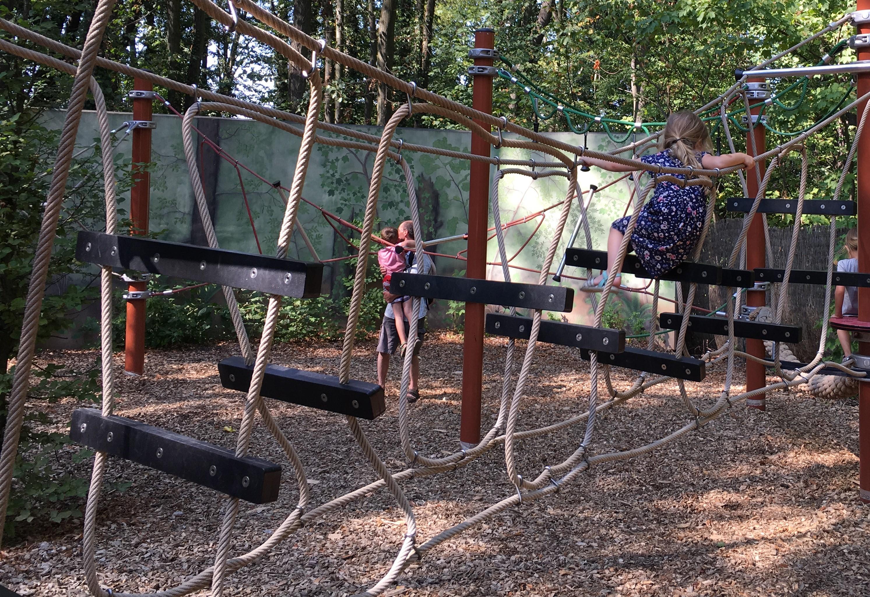Klettergerüst Für 2 Jährige : Was soll ich meinen kindern schon zutrauen parade u dresden