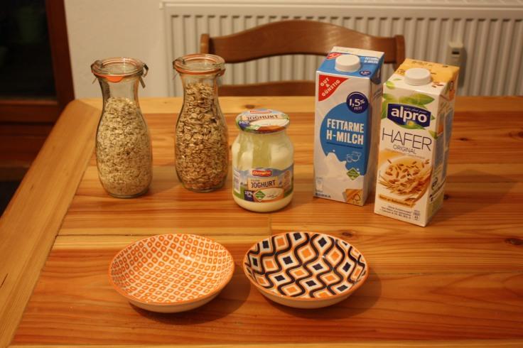 Grundlagen Frühstück