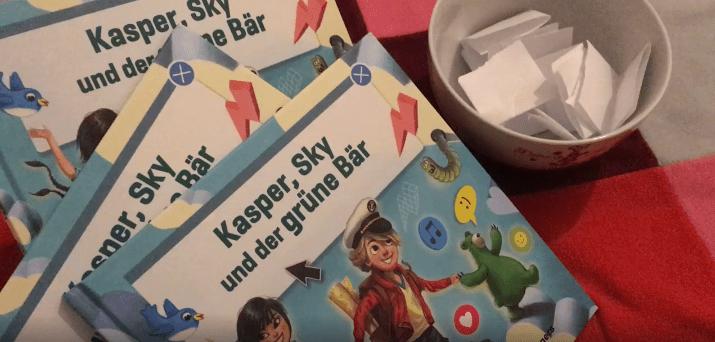 Kaspersky Buch Verlosung Gewinner