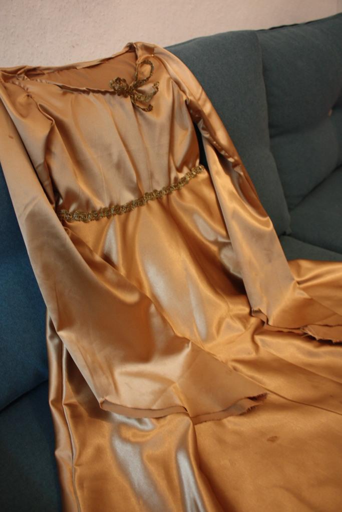 Prinzessinnenkleid selbstgenäht