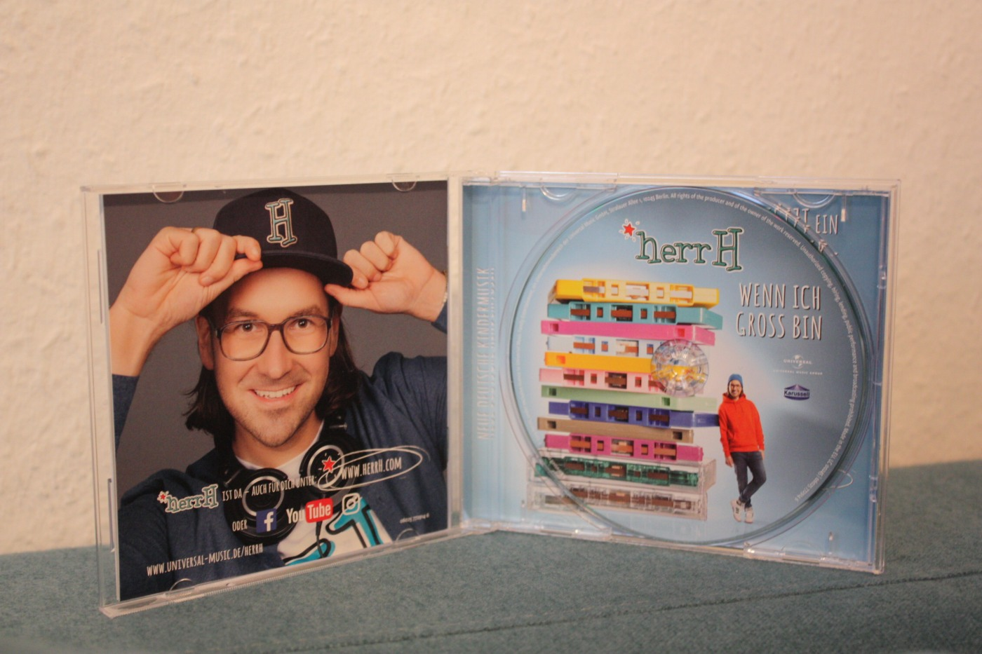 HerrH CD