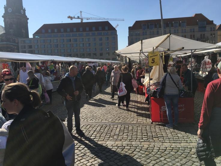 Stoffmarkt 2019 in Dresden