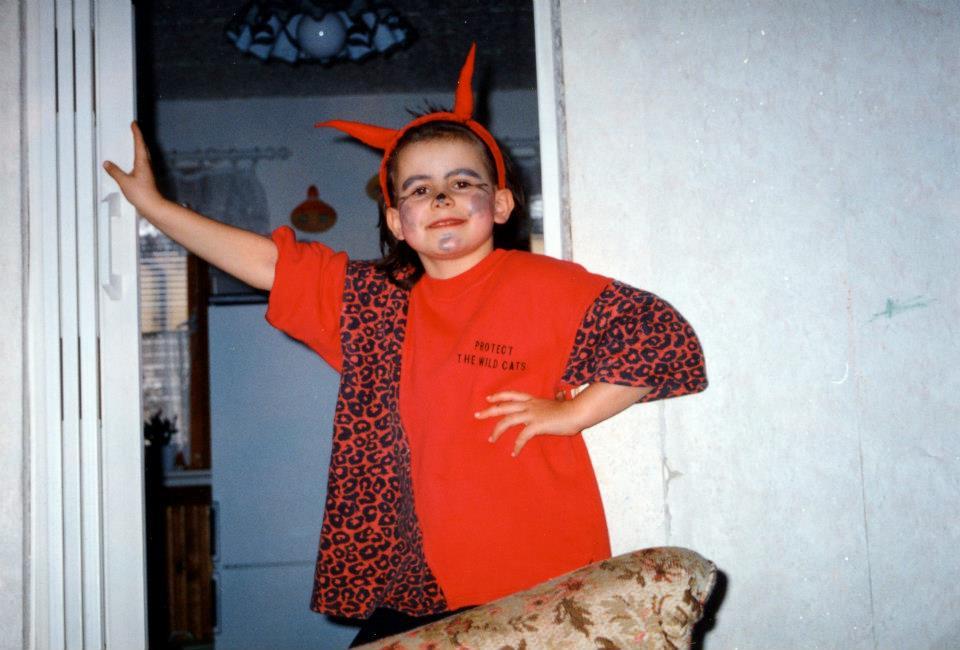 Teufel Kostüm