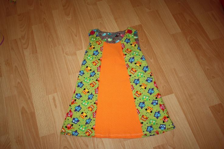 Kleid Eule