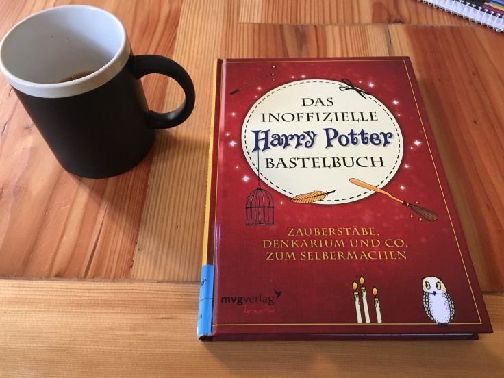 harry potter bastelbuch
