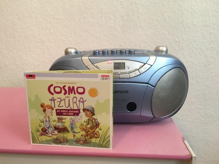 CD Cosmo und Azura