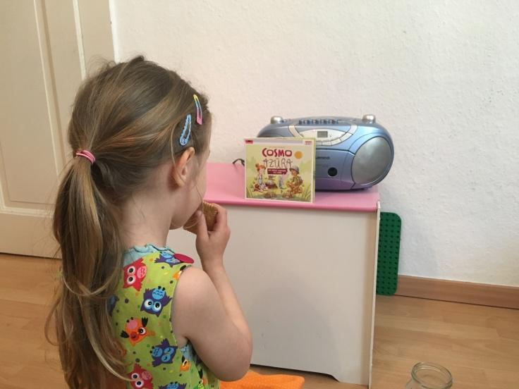 Kinder CD hören