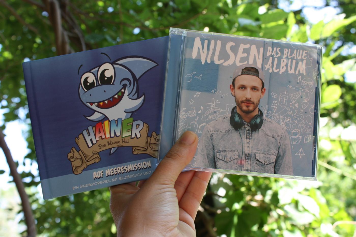 Verlosung Hainer Das Blaue Album