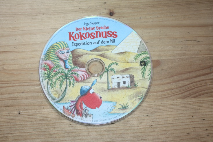 Drache Kokosnuss CD