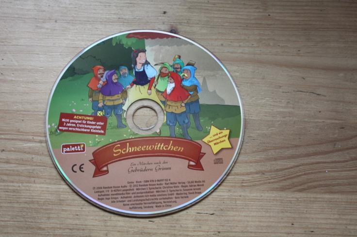 Schneewittchen CD