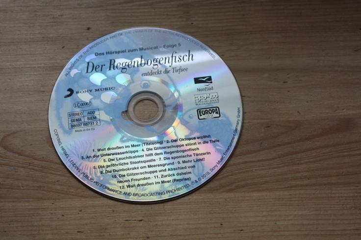 Regenbogenfisch CD