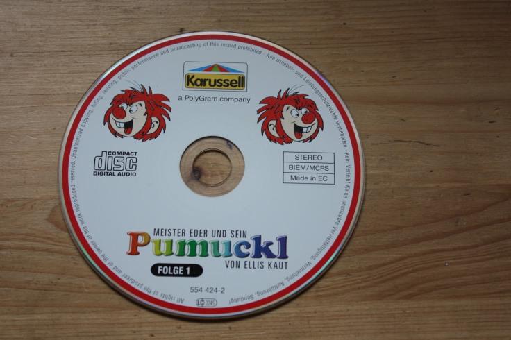 Pumuckl CD