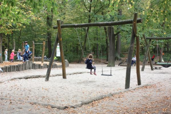 Schaukeln Waldpark Dresden Blasewitz