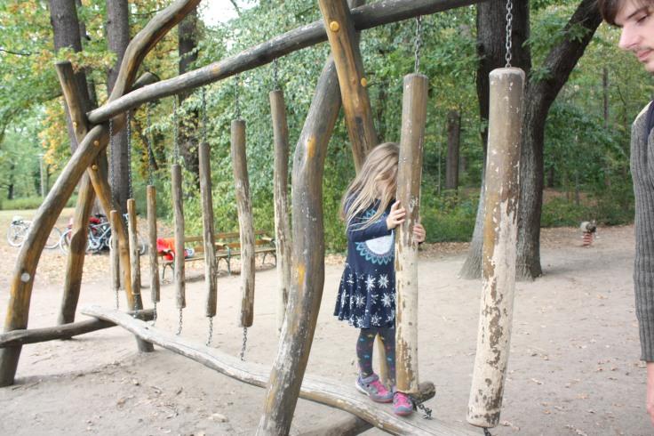 Klettern Waldpark Dresden Blasewitz
