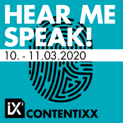Contentixx Speaker