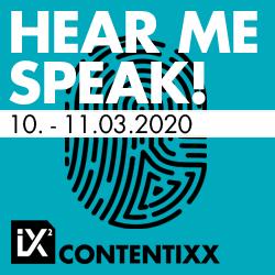 Contentixx Speaker