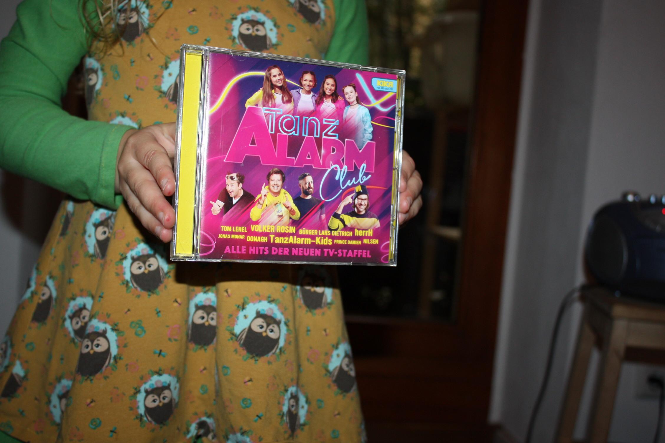 KiKa Tanzalarm CD