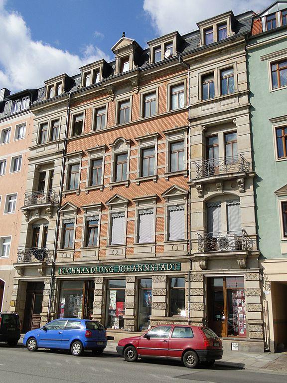Buchhandlung Johannstadt