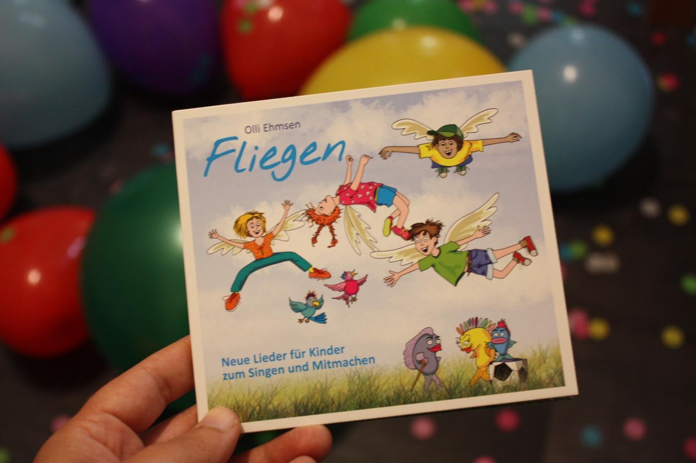 CD Fliegen