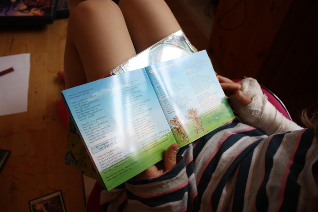 Booklet Giraffenaffen 6