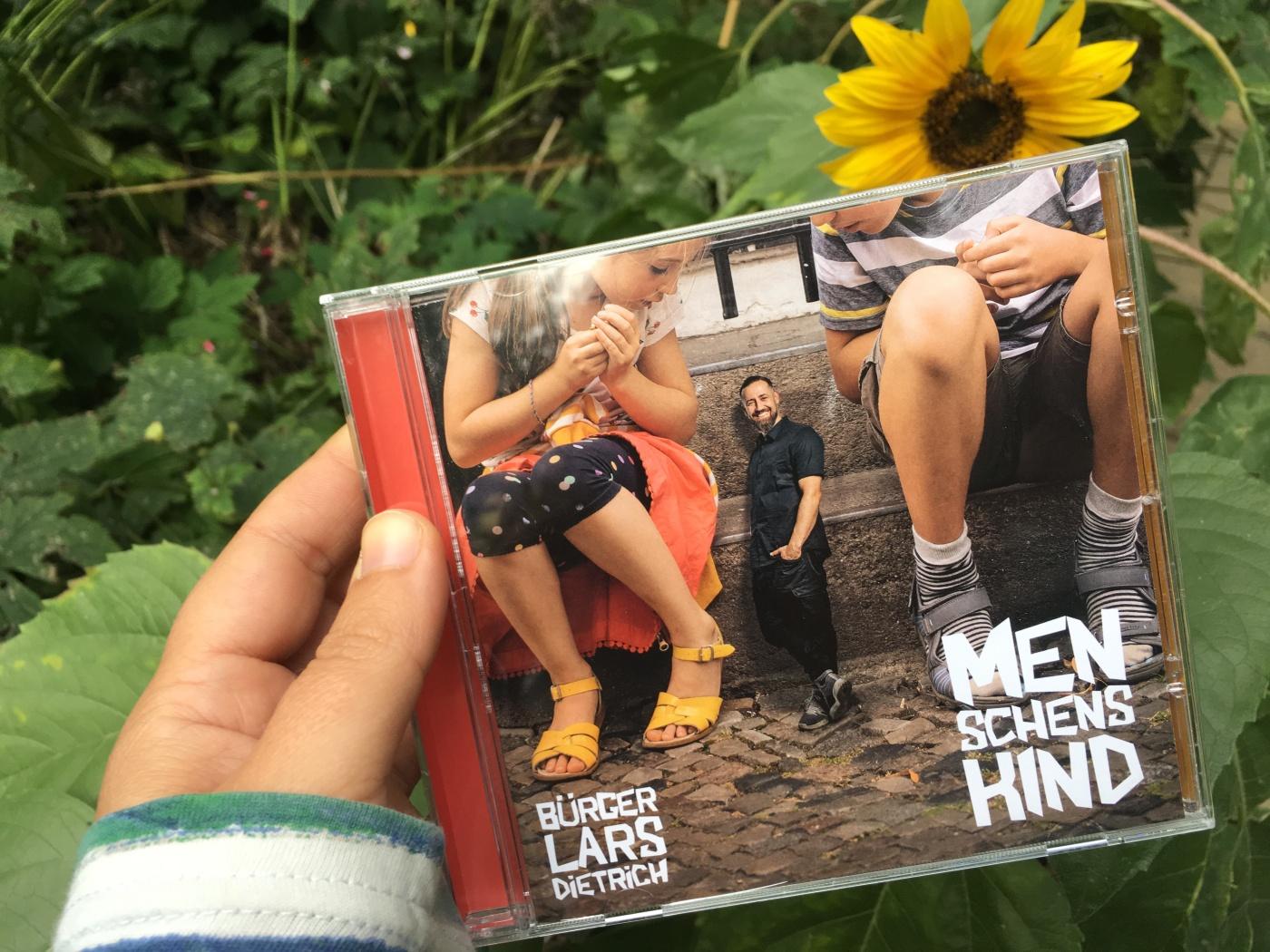Menschenkind CD
