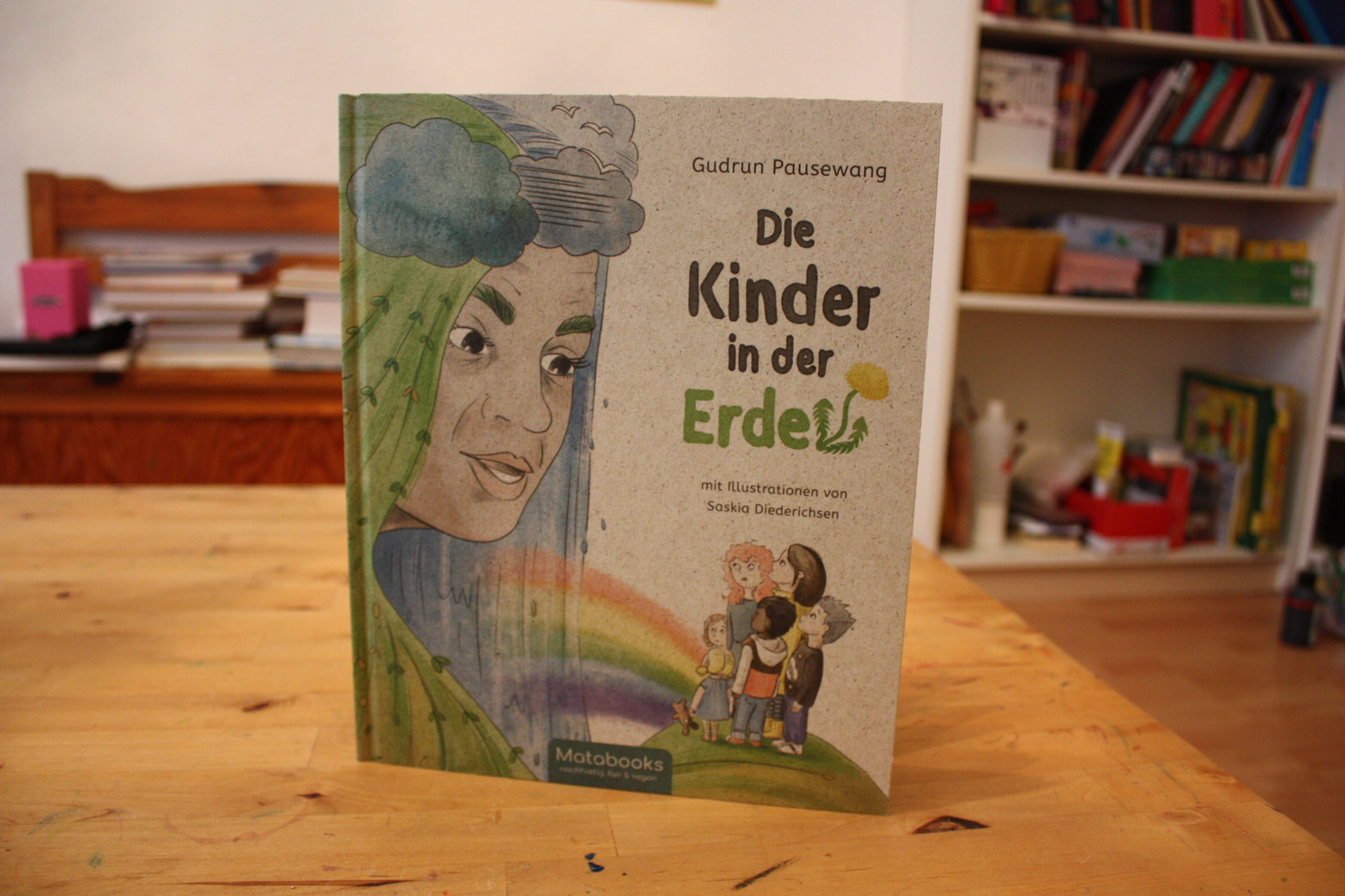 Buch Die Kinder in der Erde