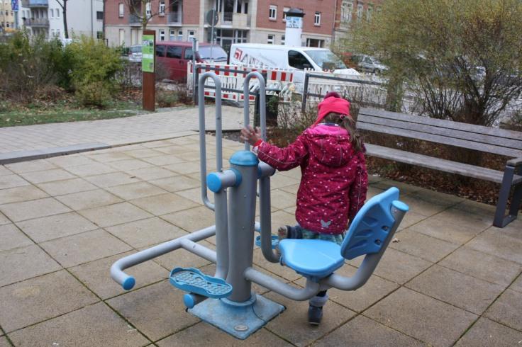 Fitnessparcour Dresden