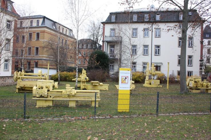 Maschinen Dresden Löbtau