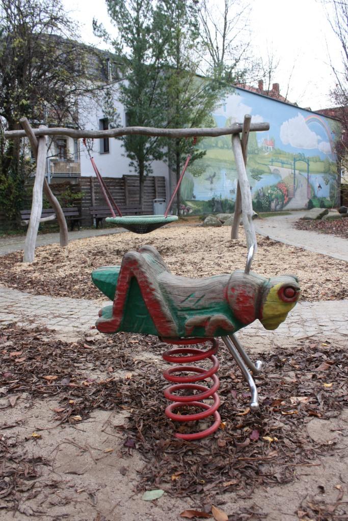 Spielplatz Dresden Dölzschener Straße