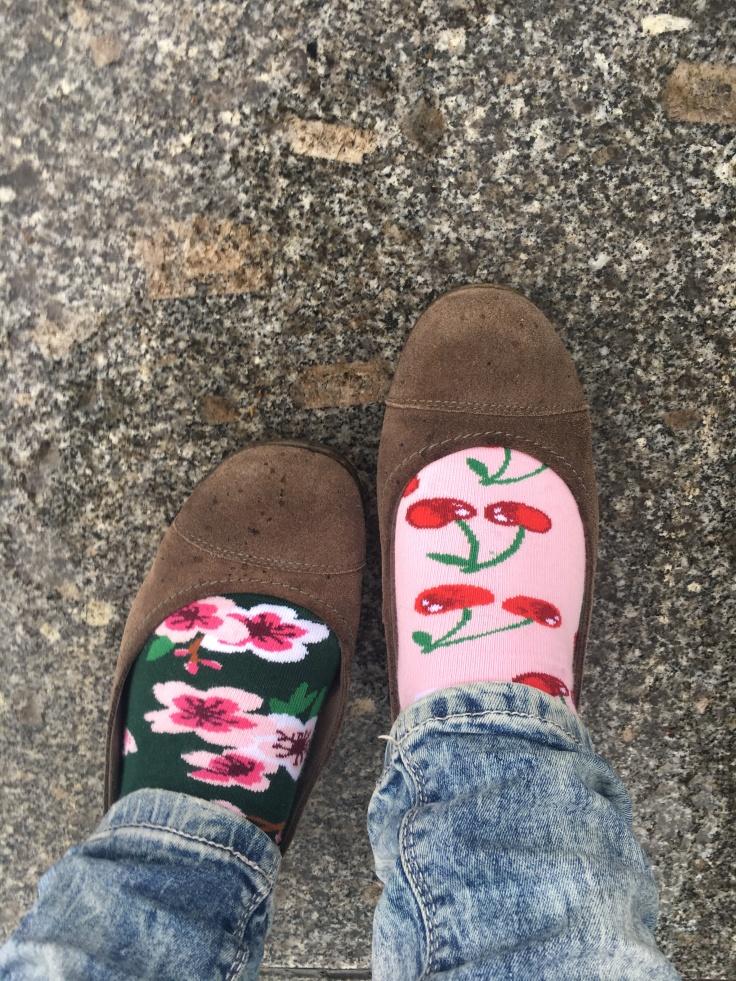 Kirsch-Socken