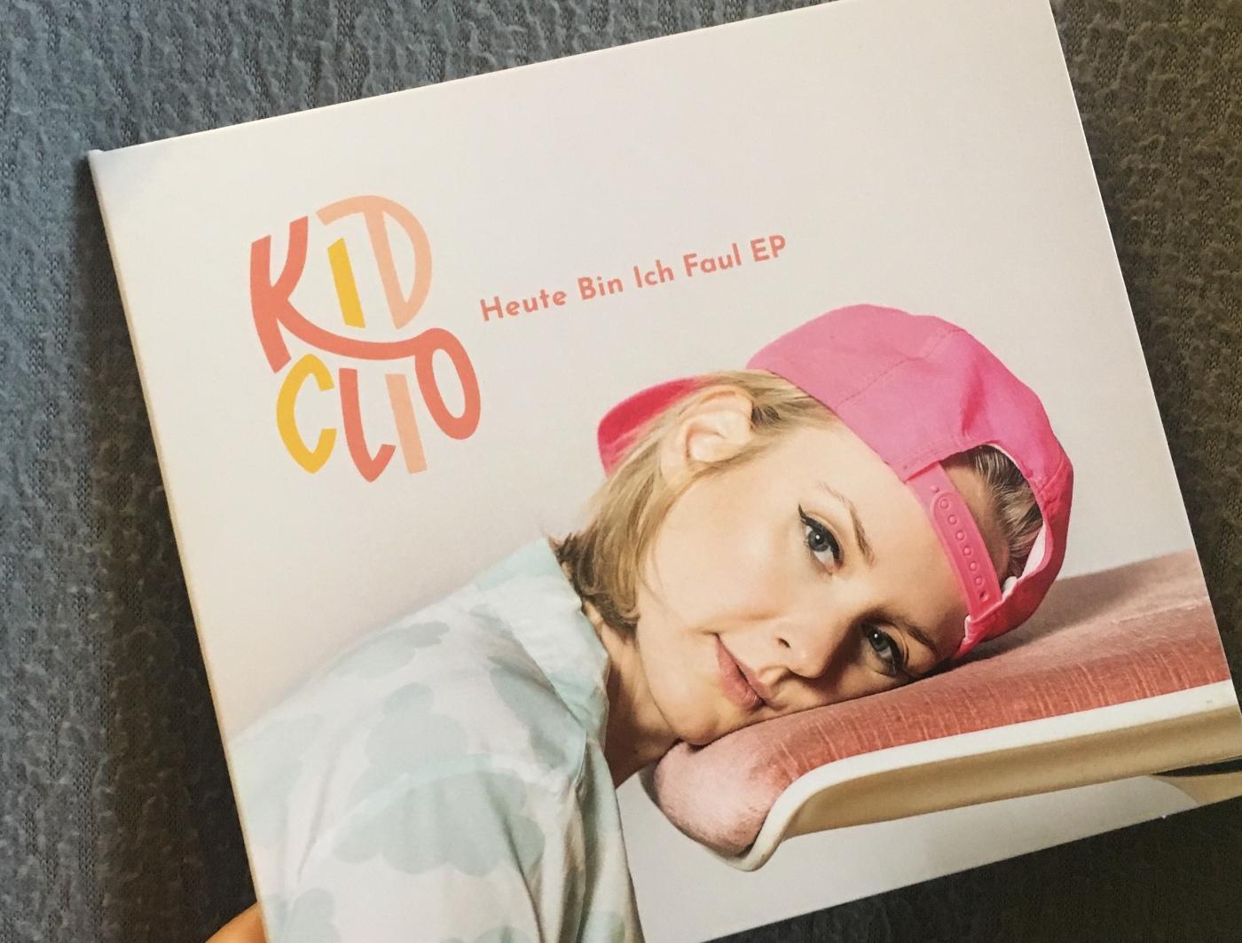 Kid Clio CD Cover
