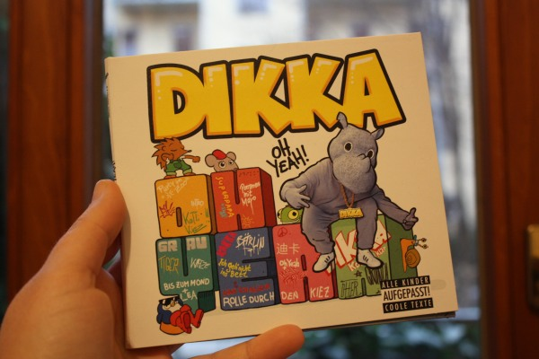 DIKKA CD