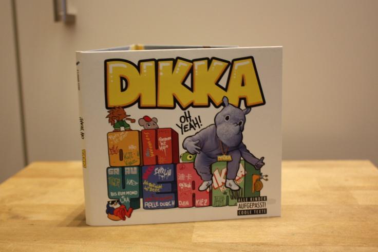 DIKKA CD COver