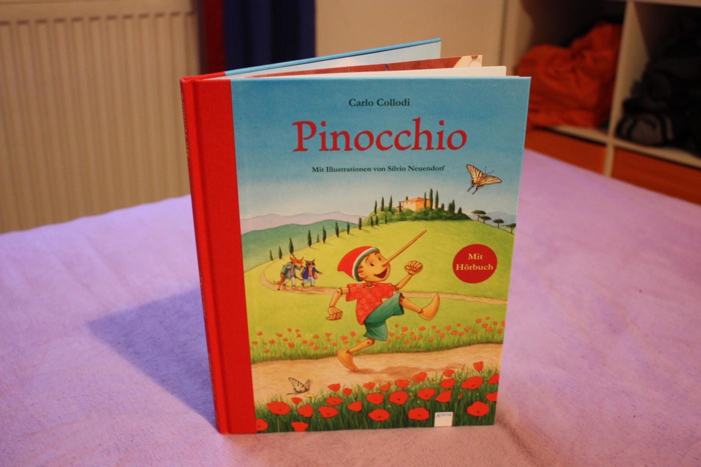 pinocchio buch