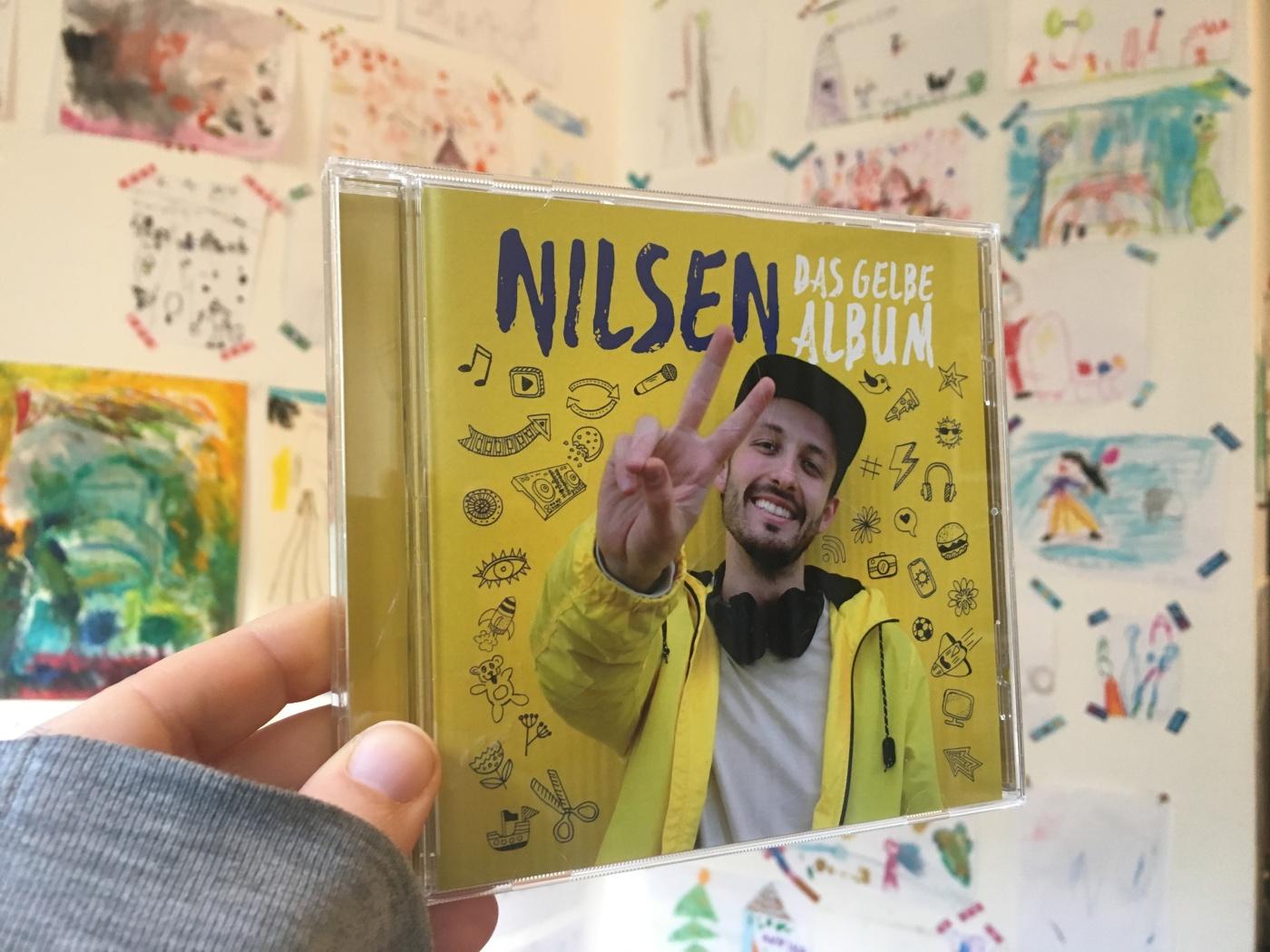 Nilsen das Gelbe Album