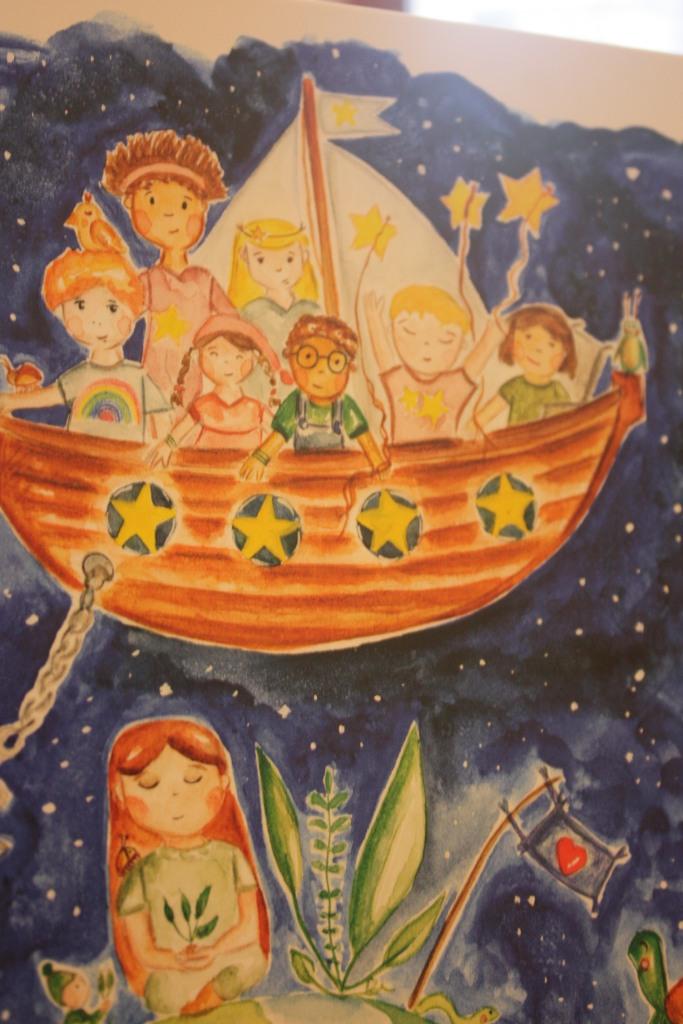 Traumschiff für Kinder