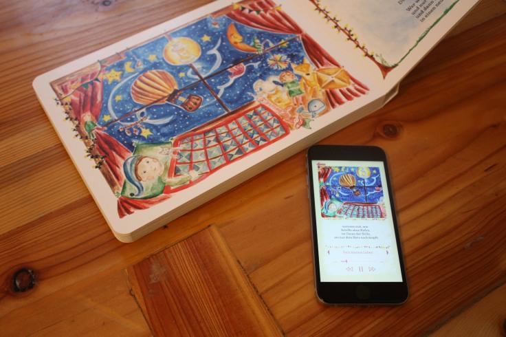 Zuckowski Buch und Musik App