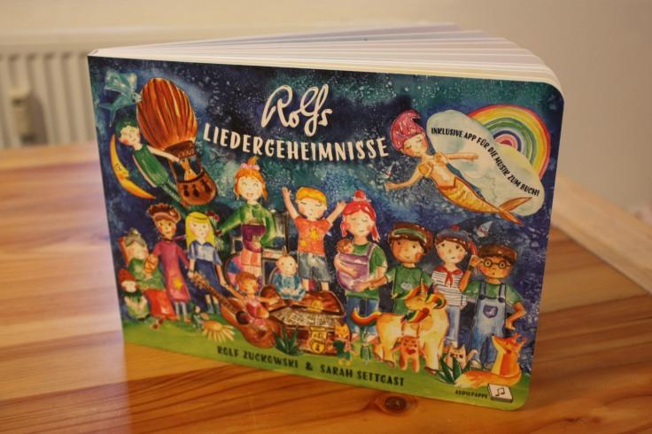 Rolfs Liedergeheimnisse
