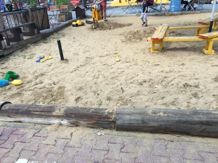 Oskarshausen Sandkasten