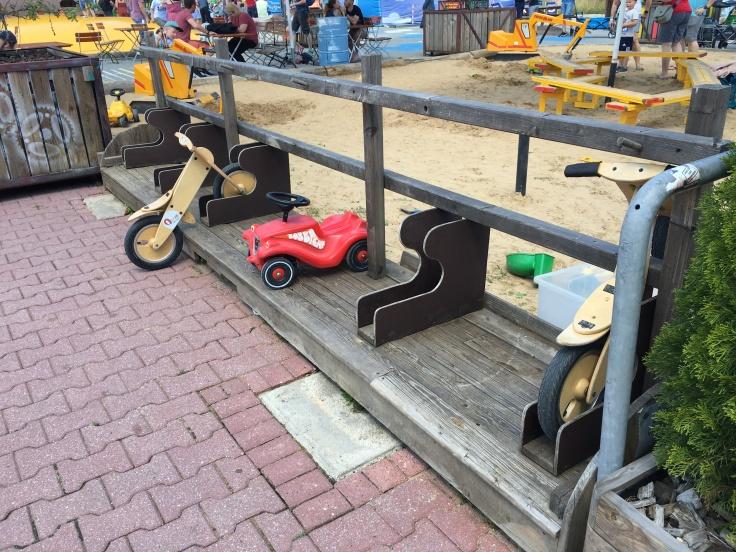 Roller und Laufräder in Oskarshausen