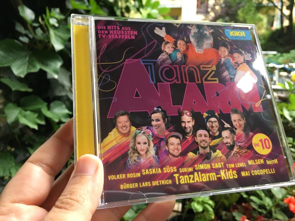 Tanz Alarm CD