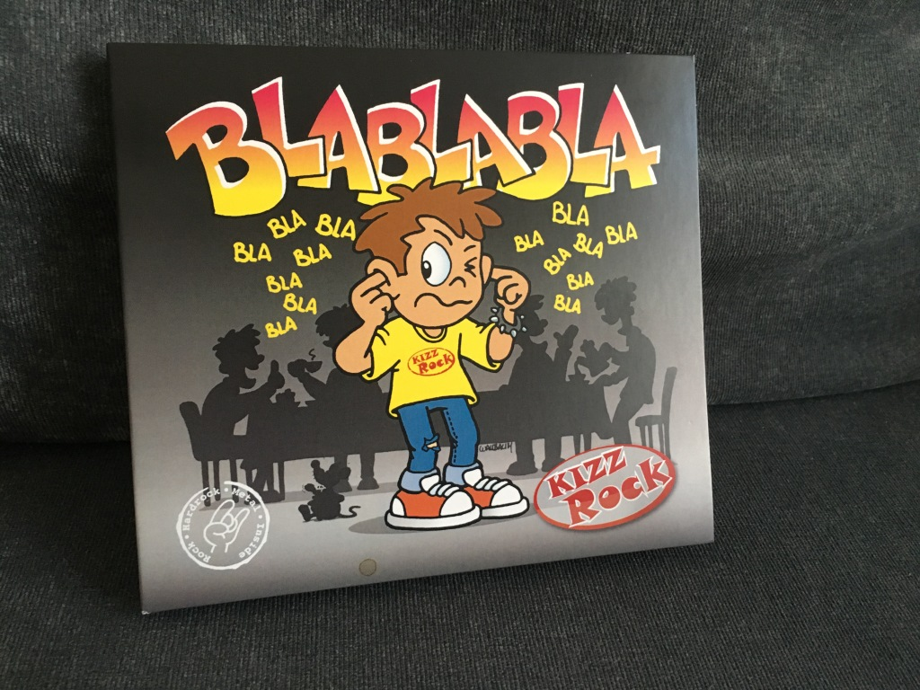 CD BlaBlaBla