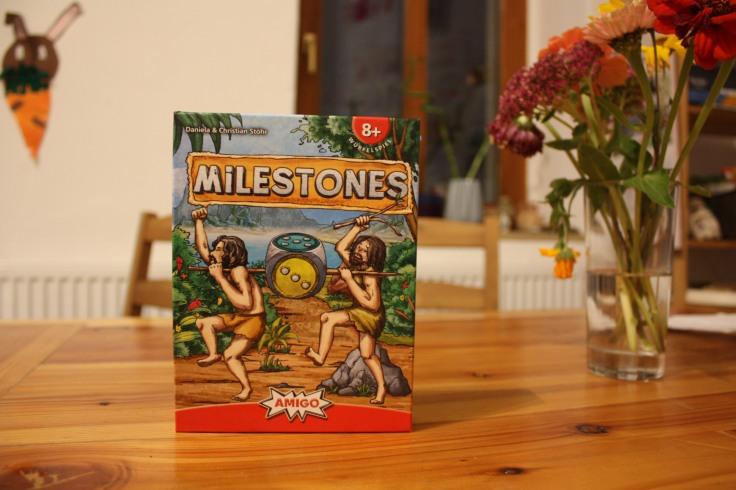 Milestones Spiel ab 8