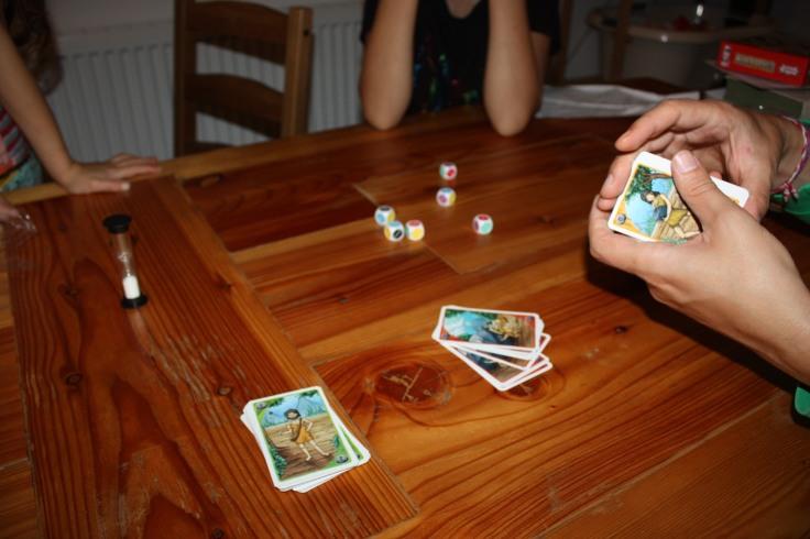 Milestones Spielkarten